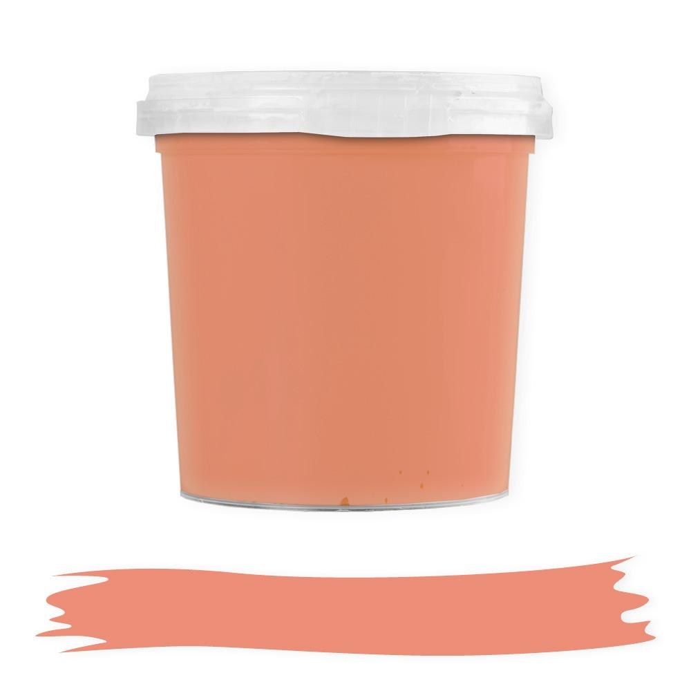 peach amber screen printing ink – screen sensation